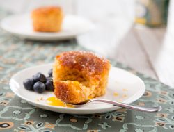 Burtree Golden Syrup Pudding