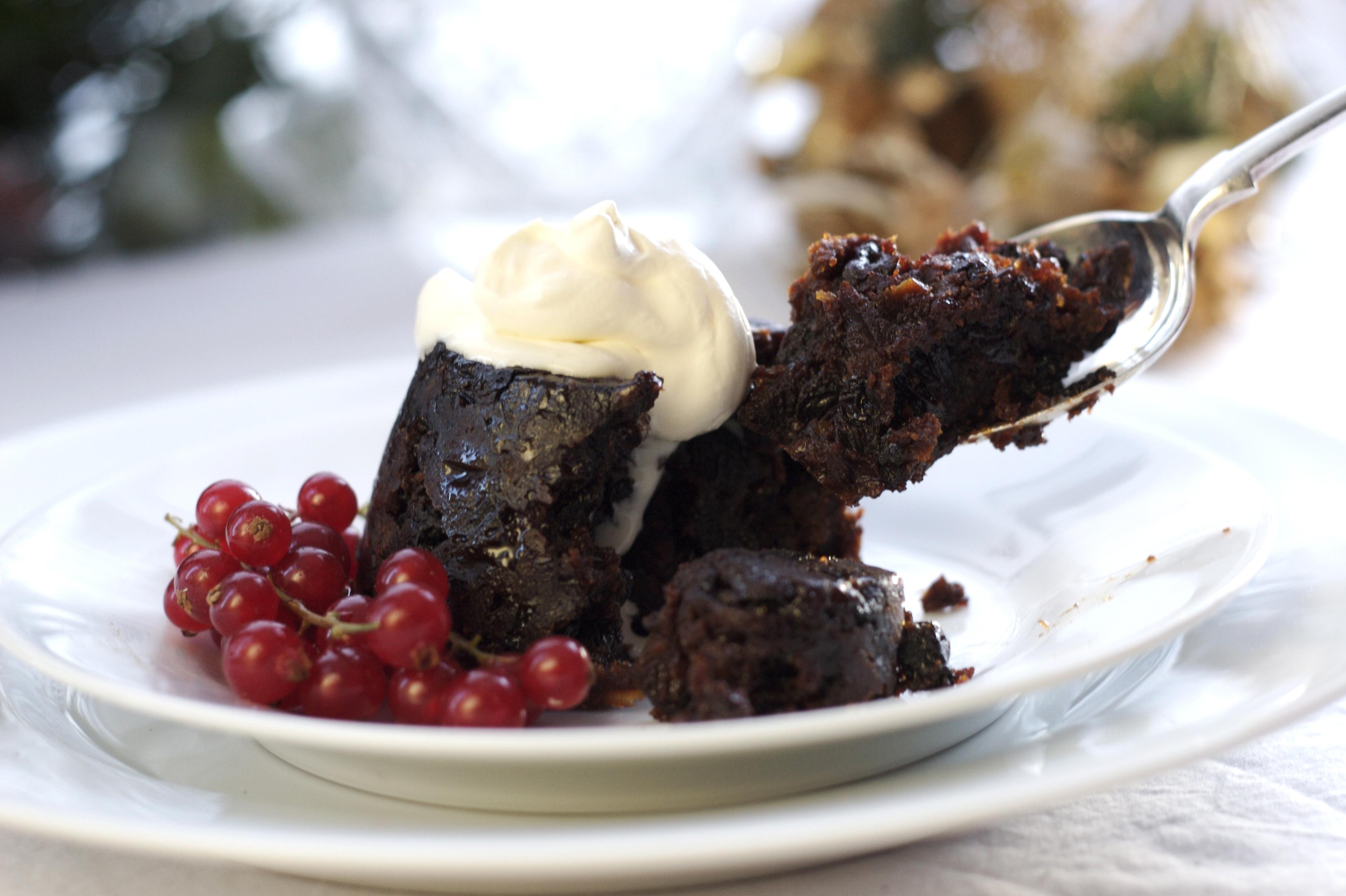 Gluten-Free Christmas Pudding - Burtree Puddings