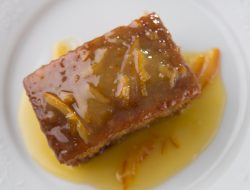 Burtree Orange Marmalade Pudding