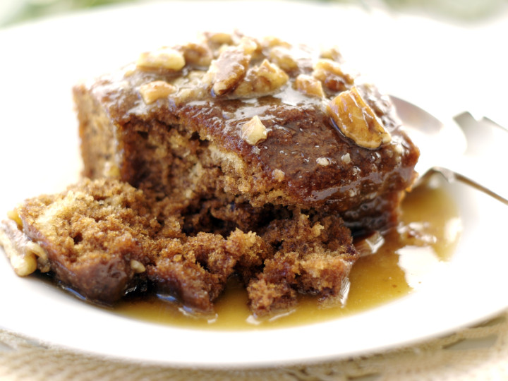 Rich Toffee Pudding