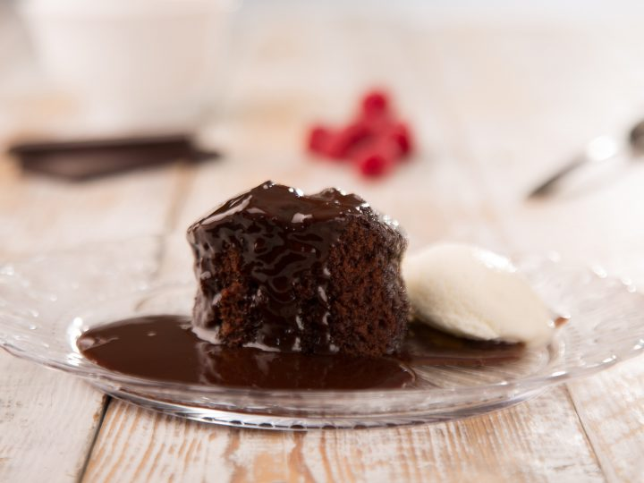 Burtree Chocolate pudding
