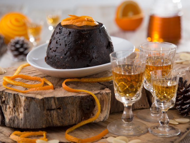 Burtree Gluten-free Christmas Pudding