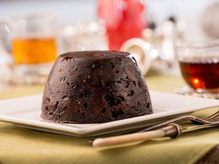 Burtree Christmas Pudding