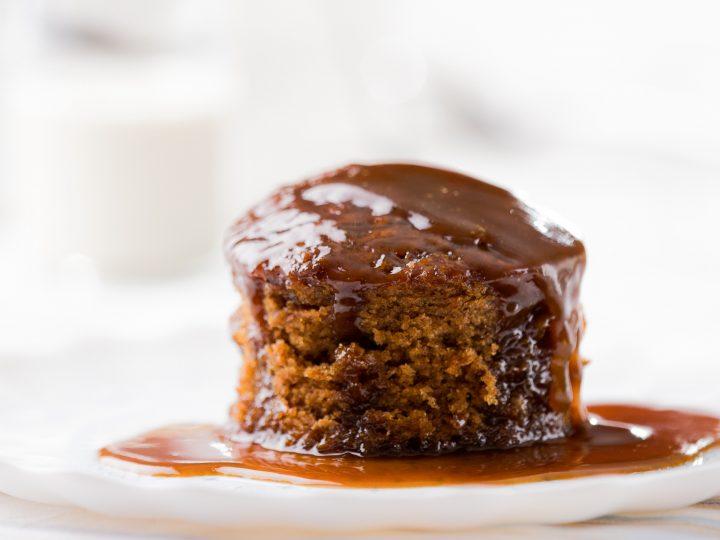 Burtree Sticky Toffee Pudding