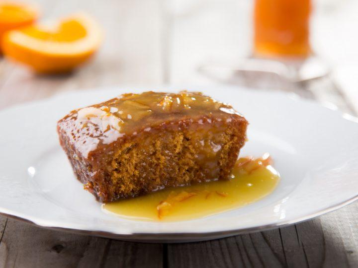 Burtree Orange Marmalade Pudding