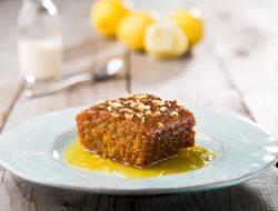Burtree Lemon Pudding