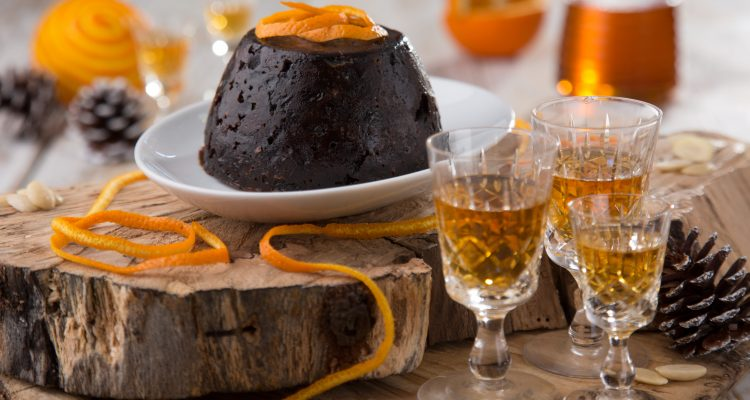 Burtree Gluten-free Christmas Pudding