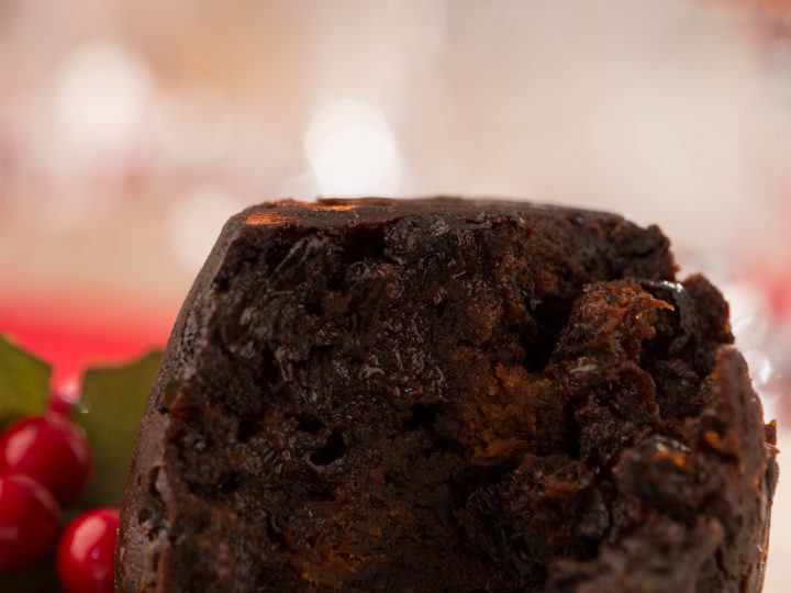 Burtree Deluxe Christmas Pudding